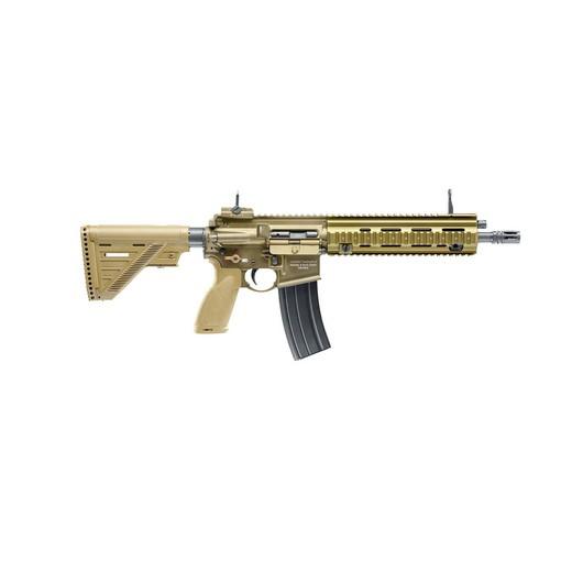 Fusil HK416 A5 airsoft GBBR tan Umarex