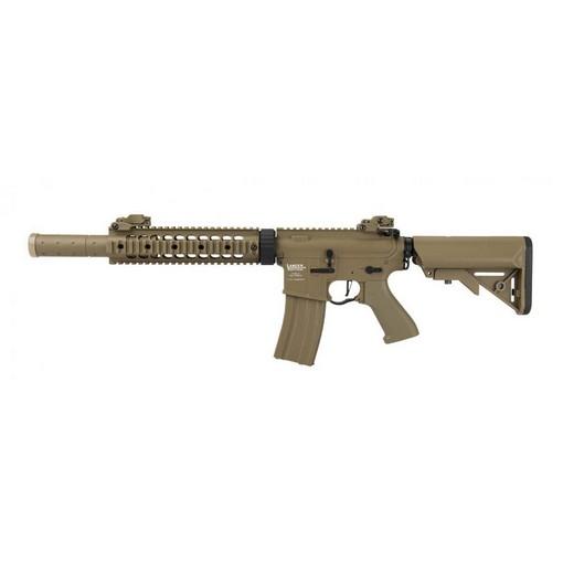 Fusil LT-15 Proline G2 métal M4 SD 9' Mosfet ETU Tan