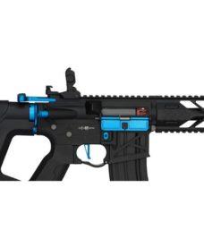 Fusil LT-33 Proline GEN2 AEG Enforcer Night Wing bleu