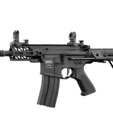 Fusil LT-34 AEG Proline GEN2 Enforcer Battle Hawk PDW 4' noir