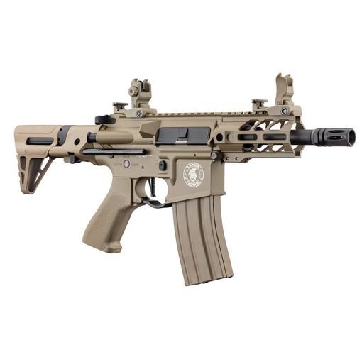 Fusil LT-34 AEG Proline GEN2 Enforcer Battle Hawk PDW 4' tan