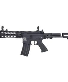 Fusil LT-34 AEG Proline GEN2 Enforcer Battle Hawk PDW 7' noir