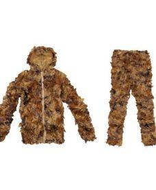 Ghillie airsoft complet veste + pantalon desert