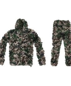 Ghillie complet veste + pantalon Digital woodland