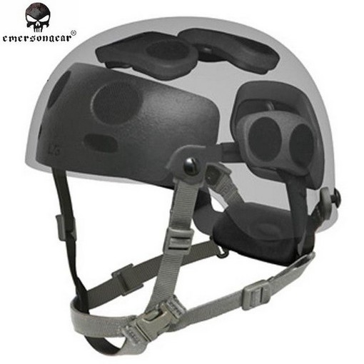 Kit Interne complet pour casque FAST Airsoft