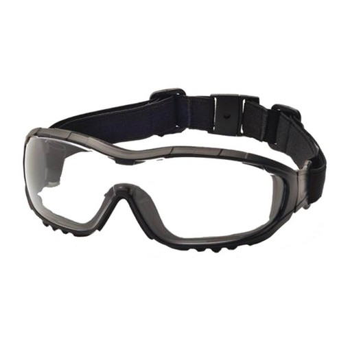 Lunettes protection airsoft anti buée Incolores