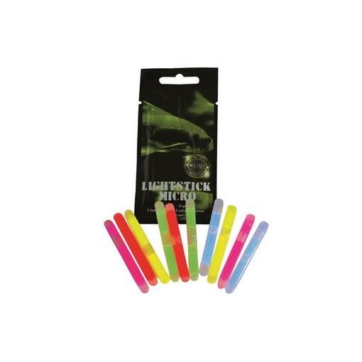 Micro baton lumineux airsoft (10 assortis)