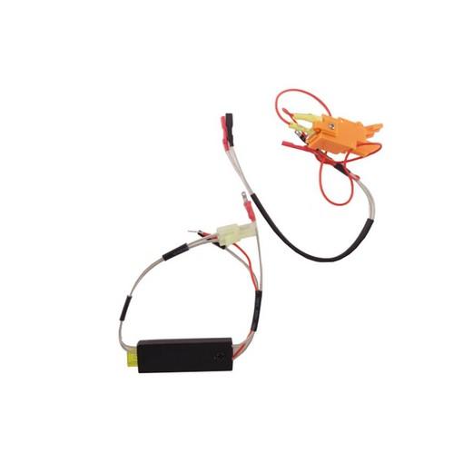 MOSFET pour gearbox V3 câblage avant