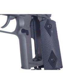 Pistolet 1911 compact Full Metal CO2 Fixe