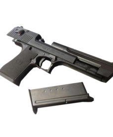 Pistolet Desert Eagle .50 AE Noir  GBB Marui