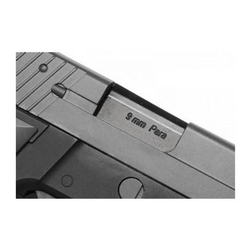 Pistolet F226 E2 WE rail Noir GBB