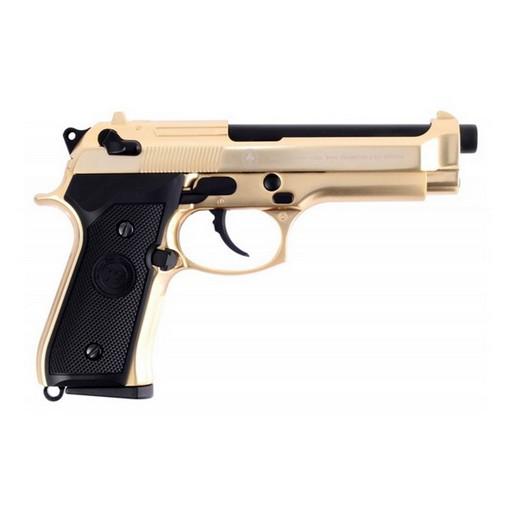 Pistolet M92 WE Gold GBB