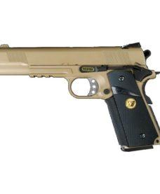 Pistolet MEU 1911 OD rail WE GBB