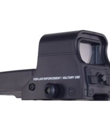 Point Vert airsoft Military 554 sur Rail Picatinny 20mm