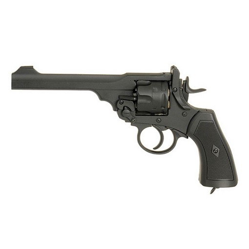 Revolver G293A airsoft Noir CO2