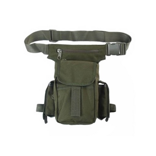 Sac de cuisse Airsoft multi pack Olive