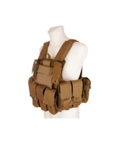 Veste tactique airsoft Multipoches Type CIRAS Molle