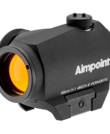 Viseur point rouge airsoft Aimpoint Micro H1