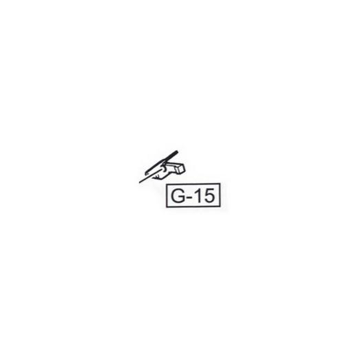 WE G-Series Pièce G-15 Sécurité détente ASG